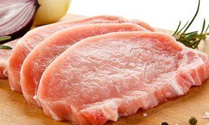Цены на свинину