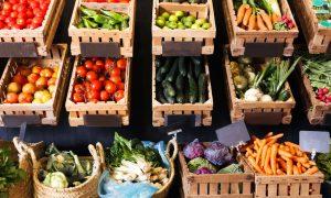 Экспорт украинской аграрной и пищевой продукции
