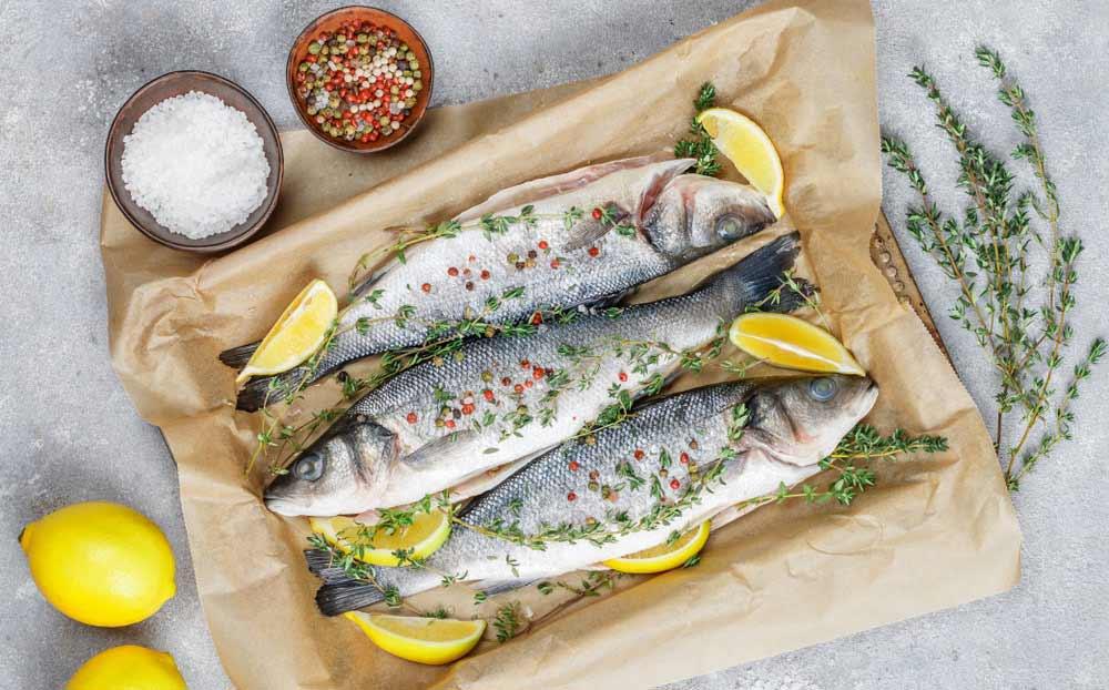 объем импорта рыбы и рыбопродуктов