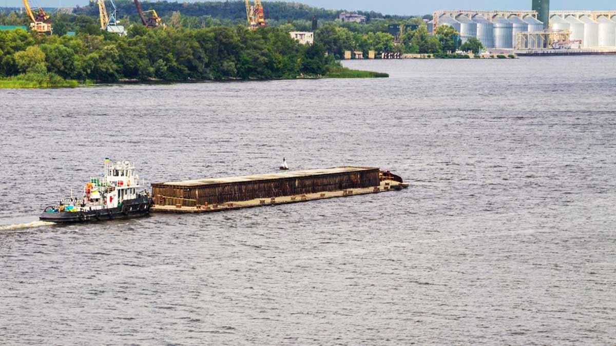 развитие речной инфраструктуры Украины