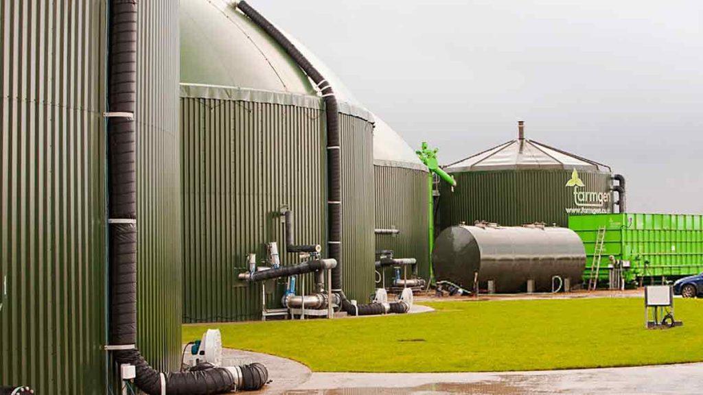 биогаз проблемы и решения