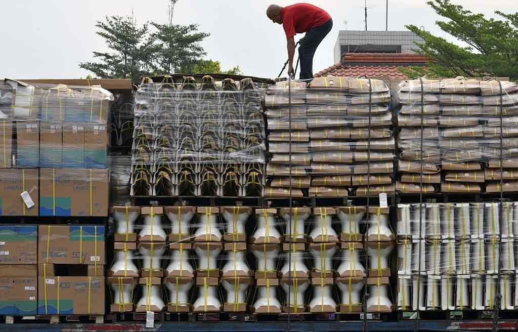 Пленка термоусадочная для упаковки строительных материалов
