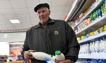 Украинцы существенно сократили потребление молокопродуктов