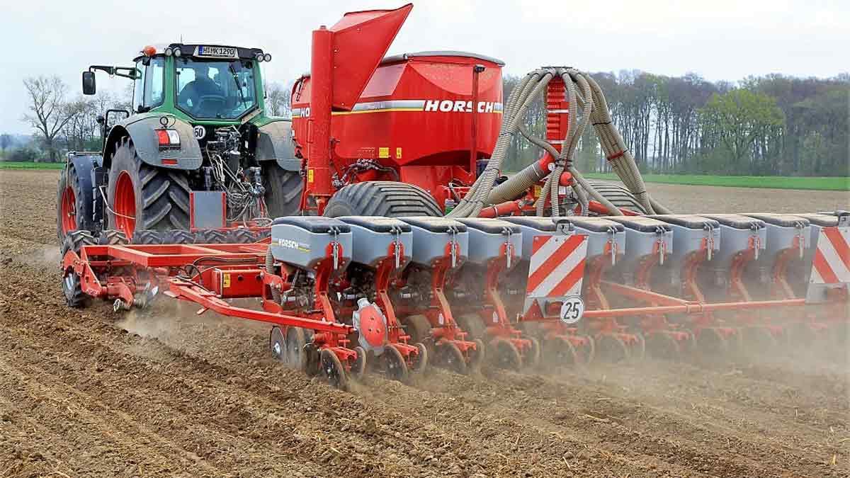 HORSCH производитель сельскохозяйственной техники
