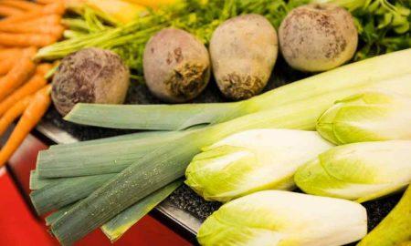 цены на овощи в Украине и Польше