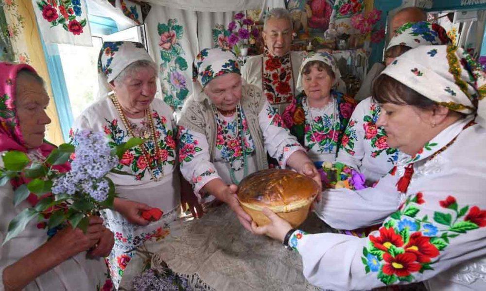 потребление муки в Украине