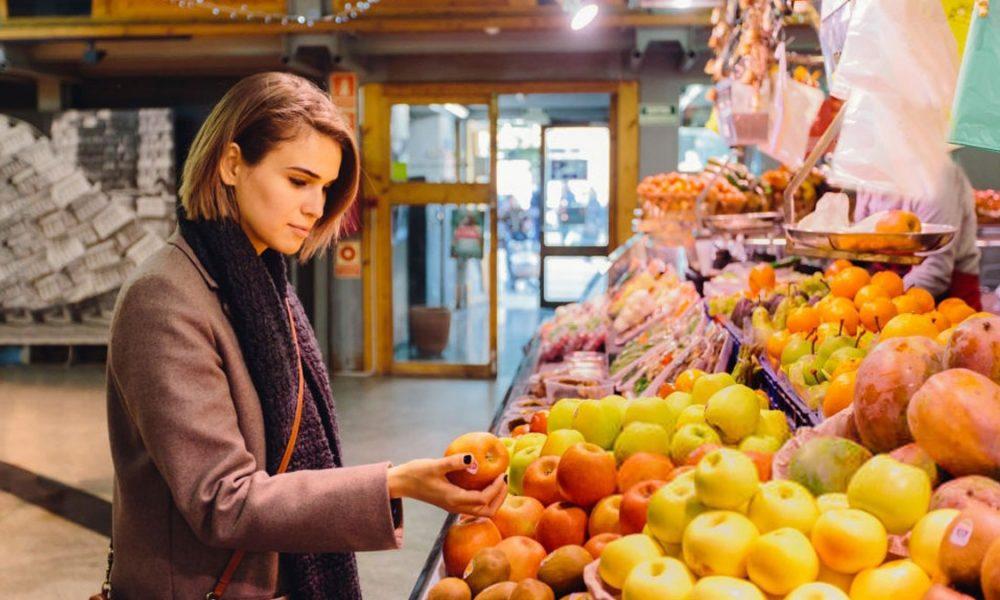 фрукты в польше