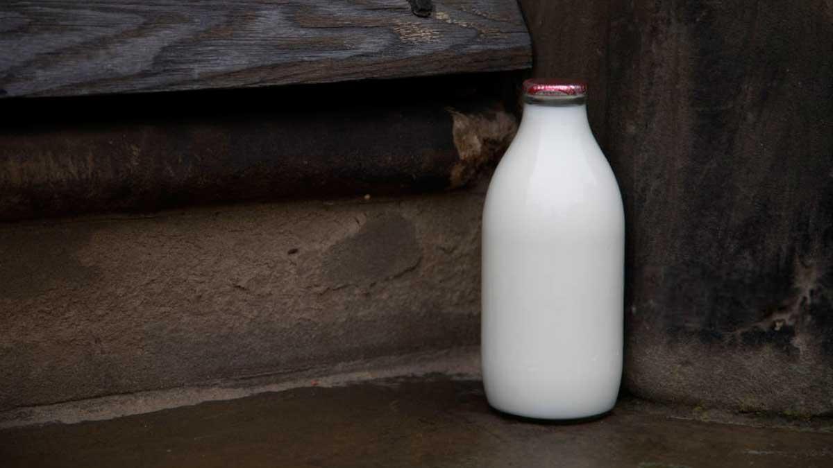 Цены на молоко в Украине