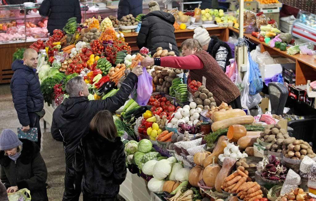 мониторинга цен на овощи