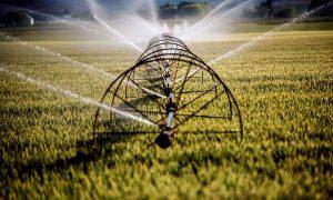 орошение сельхозземель